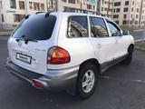 Hyundai Santa Fe 2003 года за 3 900 000 тг. в Нур-Султан (Астана) – фото 3