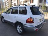 Hyundai Santa Fe 2003 года за 3 900 000 тг. в Нур-Султан (Астана) – фото 4