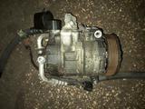 Компрессор кондиционера мерседес С 203, 271 двигатель за 30 000 тг. в Караганда – фото 2