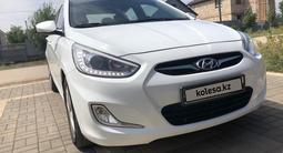 Hyundai Accent 2013 года за 3 800 083 тг. в Актобе