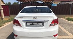 Hyundai Accent 2013 года за 3 800 083 тг. в Актобе – фото 2