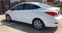 Hyundai Accent 2013 года за 3 800 083 тг. в Актобе – фото 4