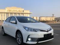 Toyota Corolla 2018 года за 8 500 000 тг. в Алматы