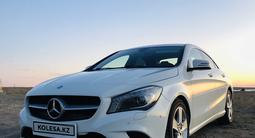 Mercedes-Benz CLA 200 2014 года за 8 500 000 тг. в Караганда