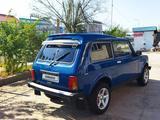 ВАЗ (Lada) 2121 Нива 2004 года за 1 400 000 тг. в Шымкент – фото 2