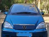 Mercedes-Benz A 190 2001 года за 2 500 000 тг. в Уральск – фото 3