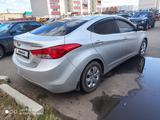 Hyundai Elantra 2012 года за 4 150 000 тг. в Петропавловск – фото 5
