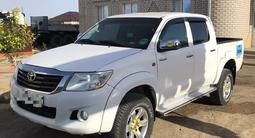 Toyota Hilux 2013 года за 6 500 000 тг. в Атырау