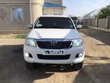 Toyota Hilux 2013 года за 6 500 000 тг. в Атырау – фото 2