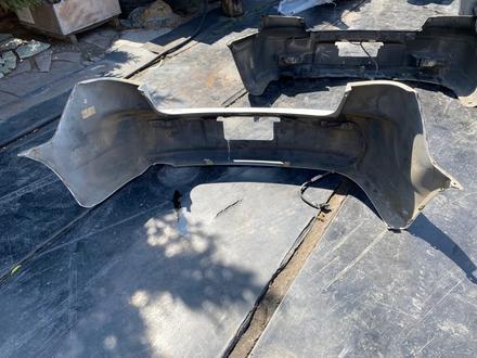 Бампер задний на Митсубиси Лансер 10 за 45 000 тг. в Караганда – фото 4