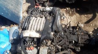 Двигатель ABC 2.6 V6 12 клапан AUDI A6 C4 за 300 000 тг. в Шымкент