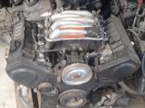 Двигатель ABC 2.6 V6 12 клапан AUDI A6 C4 за 300 000 тг. в Шымкент – фото 4