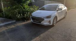 Hyundai Elantra 2019 года за 7 150 000 тг. в Алматы