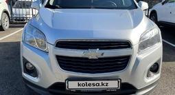 Chevrolet Tracker 2014 года за 5 500 000 тг. в Шымкент
