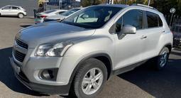 Chevrolet Tracker 2014 года за 5 500 000 тг. в Шымкент – фото 2