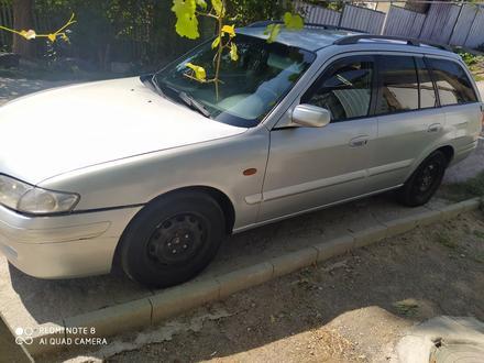 Mazda 626 2001 года за 2 000 000 тг. в Алматы – фото 2