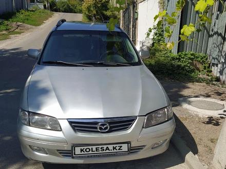 Mazda 626 2001 года за 2 000 000 тг. в Алматы – фото 3