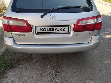 Mazda 626 2001 года за 2 000 000 тг. в Алматы – фото 6