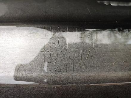 Передний бампер на Toyota Regius за 30 000 тг. в Алматы – фото 4