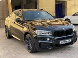 BMW X6 2016 года за 20 000 000 тг. в Алматы – фото 2
