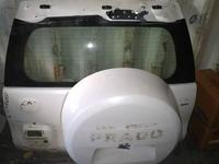 Крышка багажника со стеклом и запаской в Алматы