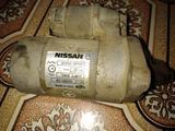 Стартер на Nissan Primera p11, двигатель бензин 1, 6, 1996… за 20 000 тг. в Рудный