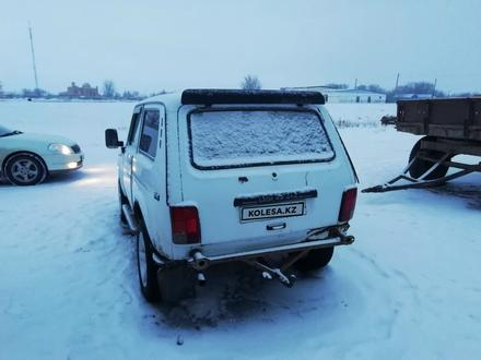 ВАЗ (Lada) 2121 Нива 2006 года за 750 000 тг. в Уральск