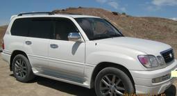 Lexus LX 470 2000 года за 7 500 000 тг. в Алматы – фото 2