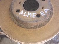 Тормозной диск Ниссан Алмера, Цефиро 2001-2006 за 3 000 тг. в Алматы