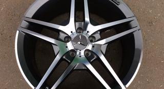Новые диски ///AMG R19 5x112 Подходят на Mercedes-Benz S-Class, E-Class, C за 220 000 тг. в Алматы