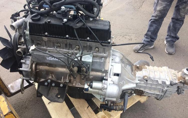 Двигатель + коробка в Уральск