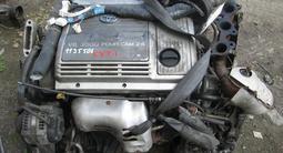 """Двигатель мотор коробка Toyota 1MZ-FE 3.0 л Привозные """"контактны за 89 000 тг. в Алматы – фото 2"""