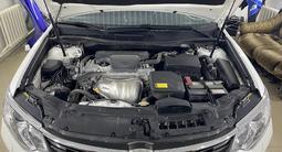 Toyota Camry 2015 года за 10 200 000 тг. в Семей – фото 5
