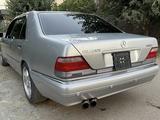 Mercedes-Benz S 600 1998 года за 5 700 000 тг. в Алматы – фото 3