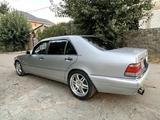 Mercedes-Benz S 600 1998 года за 5 700 000 тг. в Алматы – фото 4