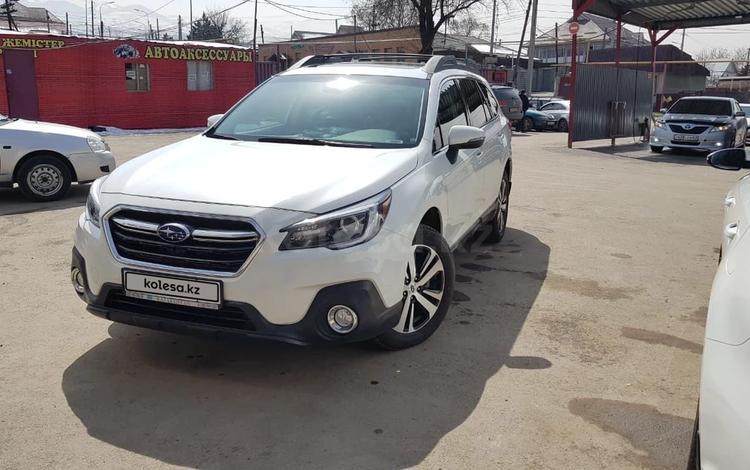 Subaru Outback 2018 года за 14 300 000 тг. в Алматы