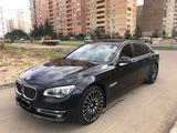 BMW 740 2009 года за 12 800 000 тг. в Уральск