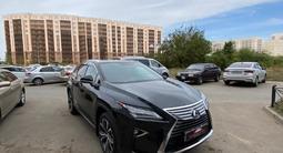 Lexus RX 200t 2017 года за 17 400 000 тг. в Нур-Султан (Астана) – фото 2