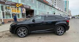 Lexus RX 200t 2017 года за 17 400 000 тг. в Нур-Султан (Астана) – фото 5
