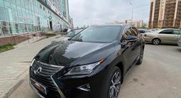 Lexus RX 200t 2017 года за 17 400 000 тг. в Нур-Султан (Астана) – фото 3