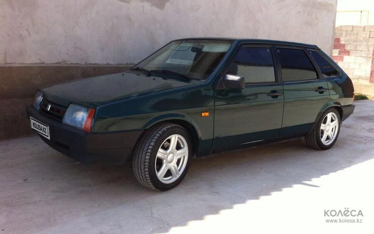ВАЗ (Lada) 2109 (хэтчбек) 1999 года за 1 000 000 тг. в Шымкент