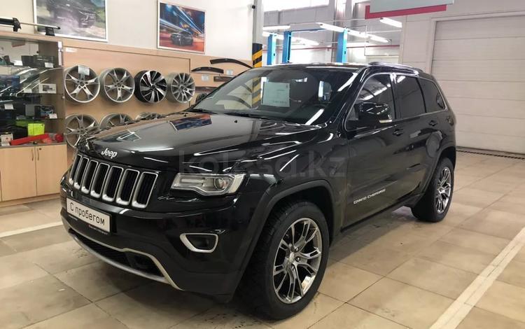 Jeep Grand Cherokee 2014 года за 13 900 000 тг. в Алматы