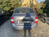 ВАЗ (Lada) Kalina 1118 (седан) 2007 года за 1 350 000 тг. в Костанай – фото 4