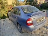 ВАЗ (Lada) Kalina 1118 (седан) 2007 года за 1 350 000 тг. в Костанай – фото 5