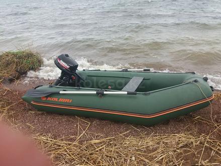 Лодка колибри км300… за 320 000 тг. в Темиртау – фото 8