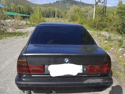 BMW 520 1990 года за 1 200 000 тг. в Риддер – фото 13