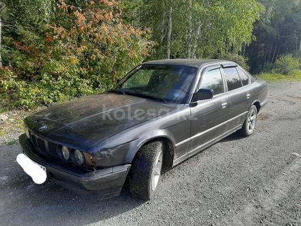 BMW 520 1990 года за 1 200 000 тг. в Риддер – фото 5
