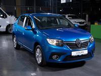 Renault Logan Drive 2020 года за 7 508 000 тг. в Алматы