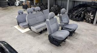 Салон, сиденья на мицубиси делику булку, Mitsubishi delica за 160 000 тг. в Алматы