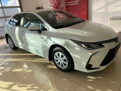 Toyota Corolla Comfort CVT 2021 года за 10 330 000 тг. в Нур-Султан (Астана)